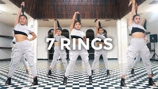 Ariana Grande   7 Rings (Dance Video) | @besperon Choreography