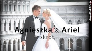 preview picture of video 'Skrót - Agnieszka & Ariel - Chorzów, 28 VI 2014 l chlopakiodfilmu.pl'