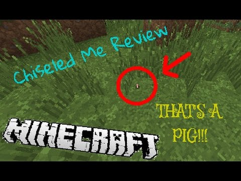 CHISELED ME   Minecraft Mod Review