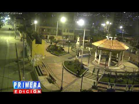 Huaraz: Robos en calles se incrementan por Navidad