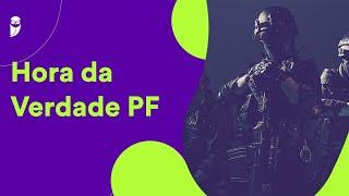Hora da Verdade PF: Língua Portuguesa - Prof. Janaína Arruda