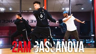 DANCE VIDEO | 2AM   Casanova Ft. Tory Lanez, Davido | Andrew Han CHOREOGRAPHY
