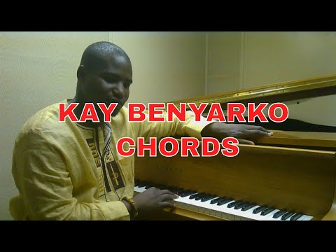 MOST IMPORTANT AFRICAN JAZZ , HILIFE CHORD LESSON (HARMONIZE WITH KAY BENYARKO SCALE OF CHORDS)