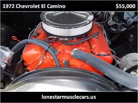 Video of '72 El Camino - L8JC