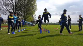 Ars Football - Coaching Soccer 2016