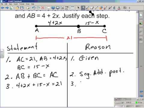 Proof In Algebra Geometry Meets Algebra
