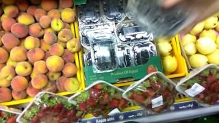 Сколько стоят продукты в Шарм Эль Шейхе. Цены в магазинах.