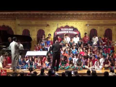 Download Musiguru Carnatic Symphony At Cleveland Thyagaraja Festival 2013 HD Mp4 3GP Video and MP3