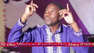 Mbarikiwa Mwakipesile fuu video MUNGU YU MWEMA