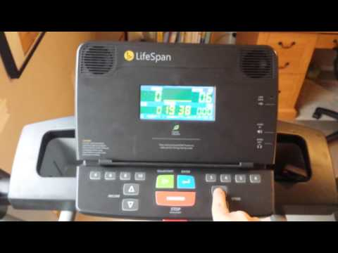 REVIEW - LifeSpan TR1200i Folding Treadmill - Comprehensive Review