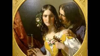 Schubert: Fantasy for piano and violin, D. 934. Faust, Melnikov