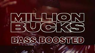 JAY1   Million Bucks (Bass Boosted) USE HEADPHONES