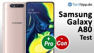 Samsung Galaxy A80   Test deutsch