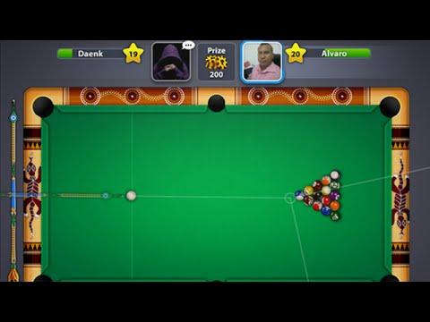 Video Cara Trik Mudah Menang Main 8 ball poll billiard