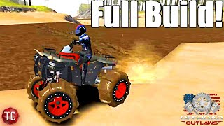 OffRoad Outlaws: Maxed Out MUD BOG 4-Wheeler BUILD!!
