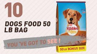 Dogs Food 50 Lb Bag // Top 10 Most Popular