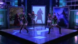 Сиси Джонс, Shake It Up - 'Whodunit'