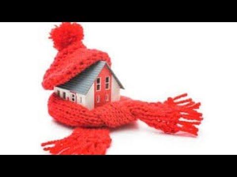 Как сохранить тепло в доме/ Действенные СОВЕТЫ