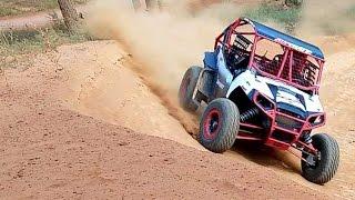 Durhamtown UTV Race Series 2016 R7P3  800/900 Heat 2