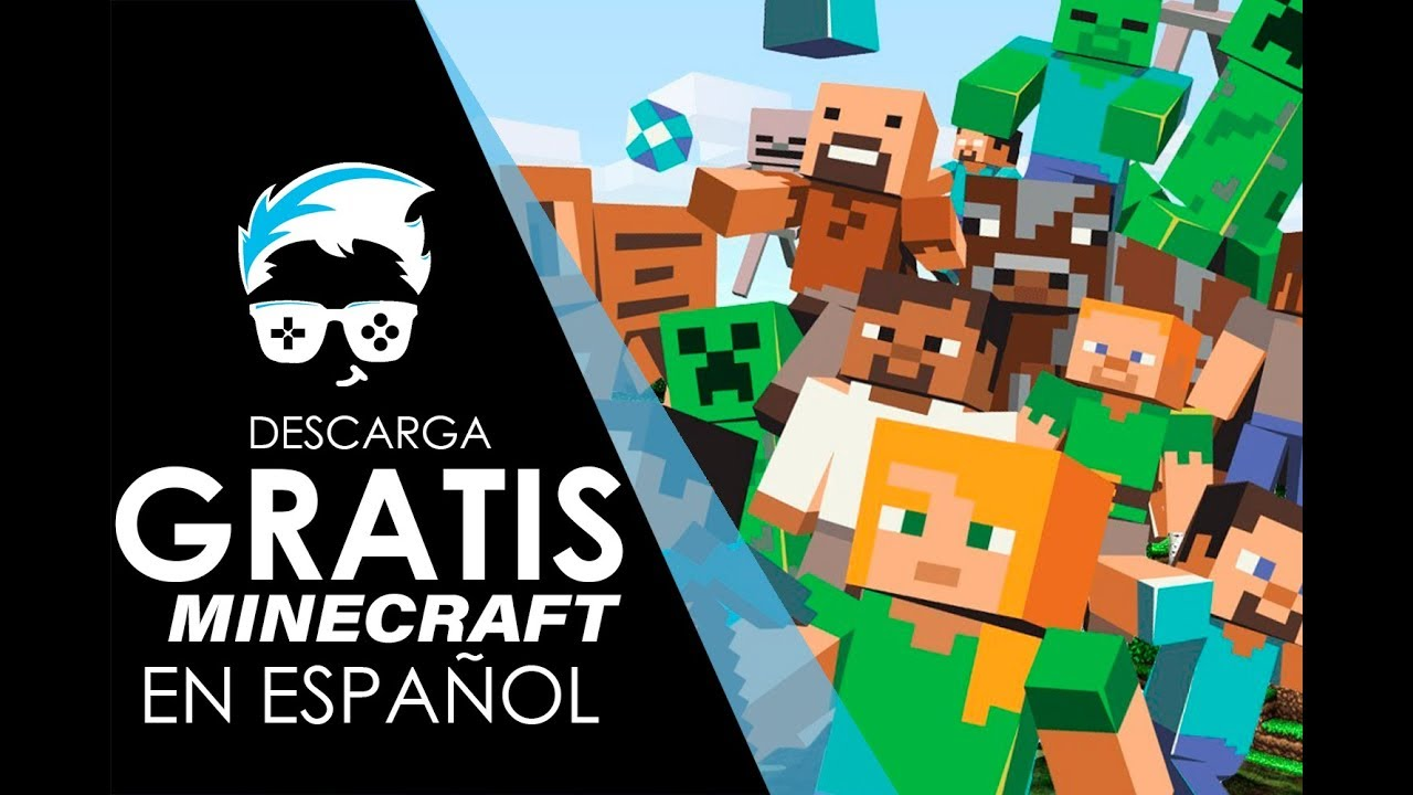 [NUEVO]Como Descargar Minecraft 1.8.7 Actualizable Full ESPAÑOL |PASO A PASO SUPER FÁCIL | 2015 HD ✔