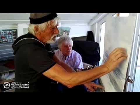 Rolf Zuckowski trifft Anselm auf Langeoog