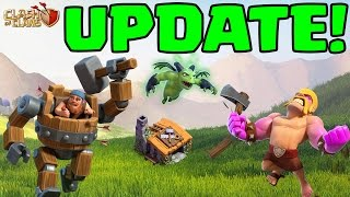 UPDATE IS HERE! Clash of Clans New Game Mode / NIGHT Village / Builder Base!