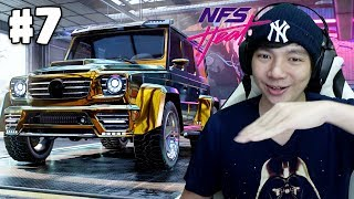 Off Road Bareng Mercy G63 - Need For Speed: Heat Indonesia - Part 7