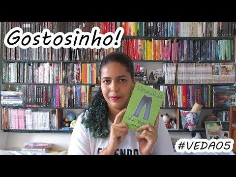 VEDA 05: Resenha do livro A irmandade das calças viajantes da Ann Brashares