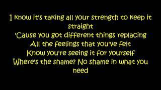 Zayn - Fingers (Lyrics On Screen)