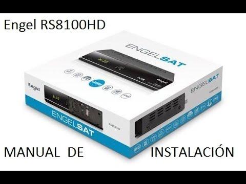 ENGEL RS8100HD/Y ACTUALIZAR FIRMWARE + NUEVA LISTA DE CANALES 2019