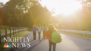 Mental Illness Larger Problem For Teens Than Drug & Alcohol Abuse, Study Shows   NBC Nightly News