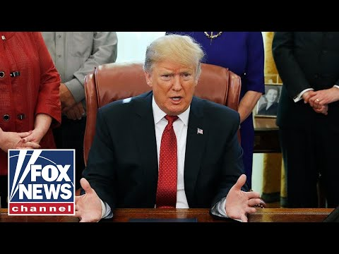 Trump calls impeachment a 'hoax' ahead of Senate trial