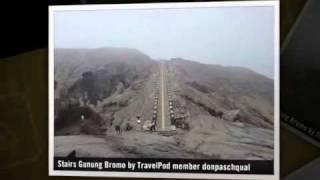 preview picture of video 'Gunung Bromo, Semeru Donpaschqual's photos around Probolinggo, Indonesia (ww gunung semeru com)'