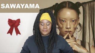 Rina Sawayama - SAWAYAMA Album  REACTION 