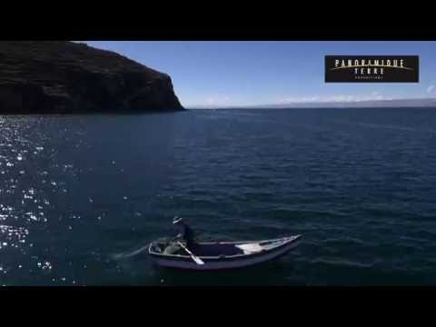 Proyecto del Lago IMAGES DRONE TITICACA LOGO PTP