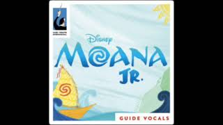 We Know The Way Finale - Moana Jr - VOCAL Track