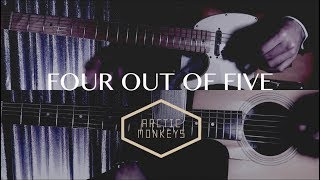 Four Out Of Five   Arctic Monkeys ( Guitar Tab Tutorial & Cover )