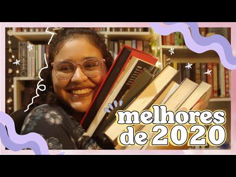TOP 10: MELHORES LIVROS LIDOS EM 2020 | Abdução Literária