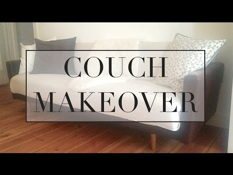 Couch MAKEOVER I PROJECT MNMLSM
