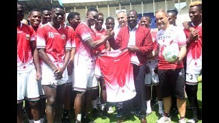 Ruto: Sh50 million for Stars if they qualify for Afcon - VIDEO