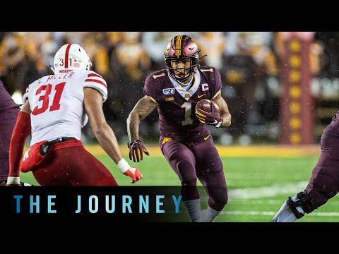 A Look at Shannon Brooks and Rodney Smith at Minnesota | B1G Football | The Journey