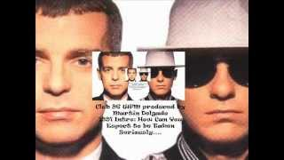Club 96 WFM, 1991. Martin Delgado. Intro: Pet Shop Boys.