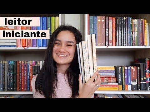 BOOK TAG LEITOR INICIANTE (original) | Primeira Tag do canal!