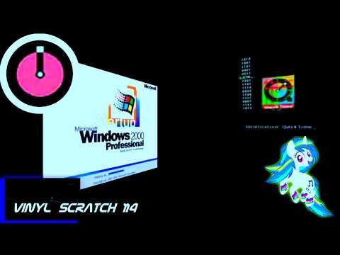 Reupload from Vinyl Scratch 114) All Windows sounds - Sparta