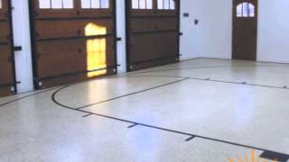 preview picture of video 'Annandale, VA Garage Floor Systems Using Epoxy & Polyurea Polyaspartic'