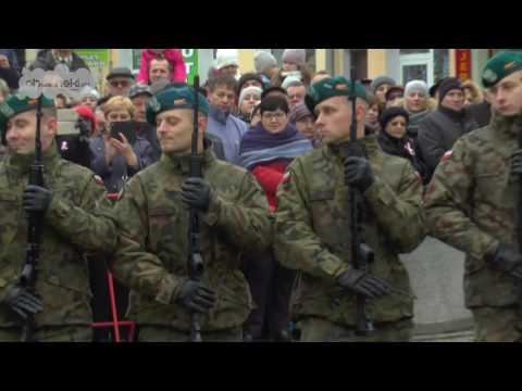 Obchody 11 listopada w Chełmie