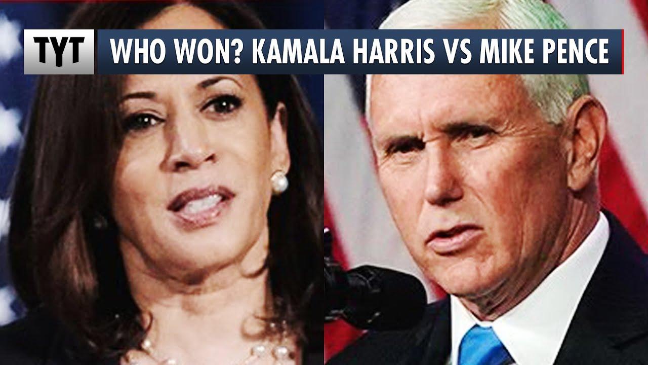 Who Won The VP Debate? Mike Pence vs Kamala Harris thumbnail