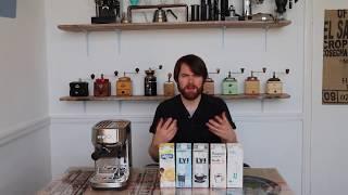 Vegan Milk Alternatives for Coffee #1. Latte Art with Oat Milk on Sage Bambino Plus Espresso Machine