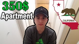 Living Cheap! 3 Bedroom Apartment for $350! | How To Live Cheap in California!