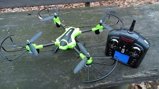 Metakoo  Q323  - RC Drone mit schwenkbarer HD Kamera von Amazon // Testbericht & Testflug